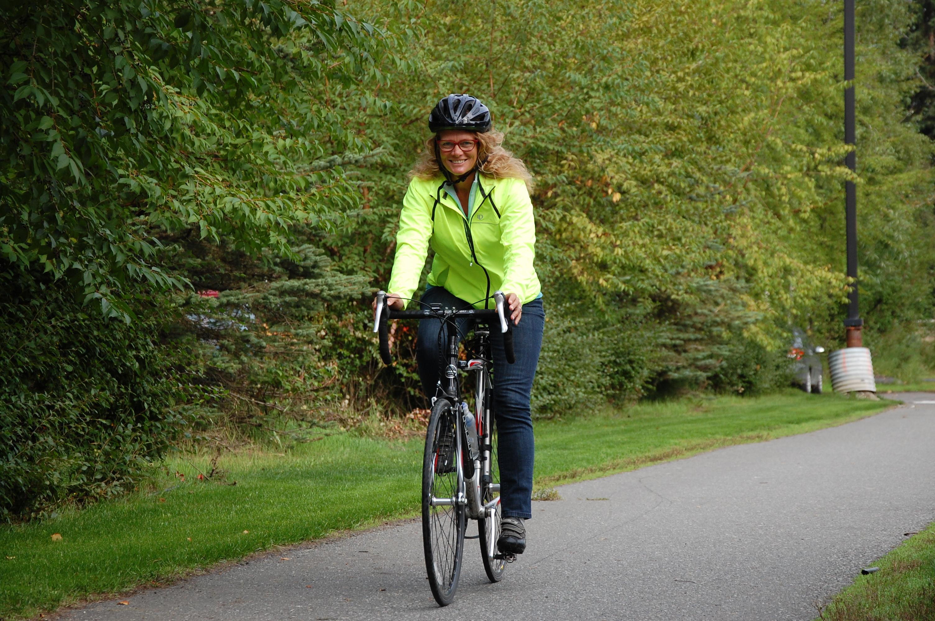 marcia howell bike