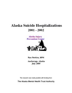 suicide hospital