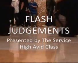 Service High School AVID RYV 2011